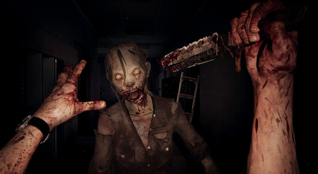 The Walking Dead Saints and peners psvr review 2
