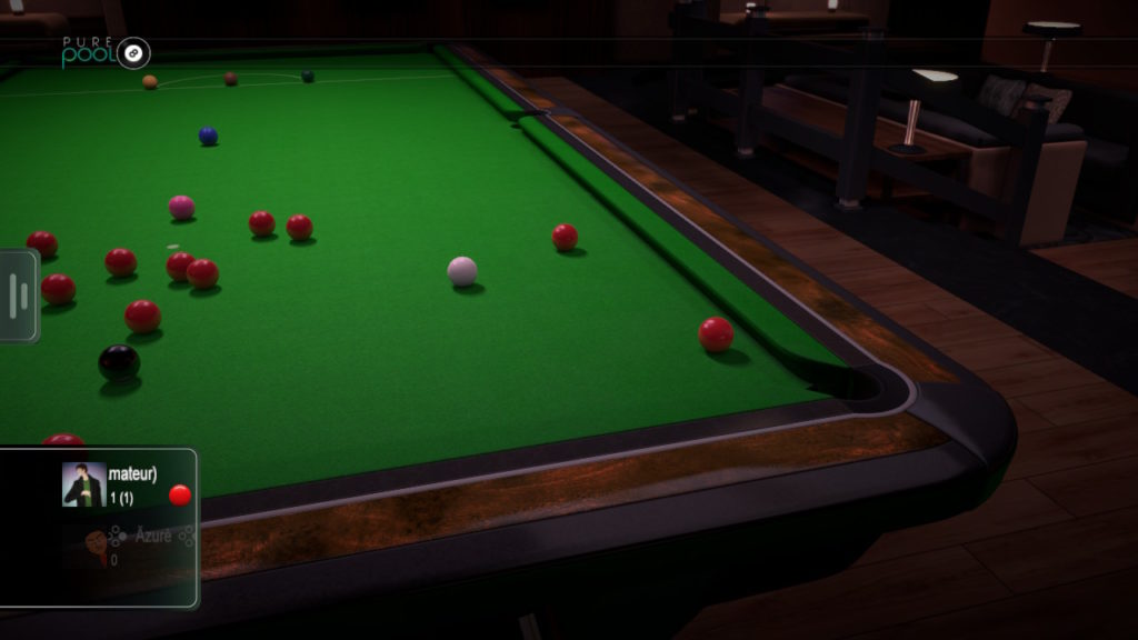 Pure Pool Review Nintendo Switch Ripstone Publishing VooFoo Studios