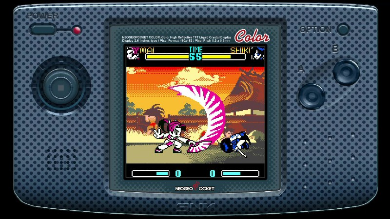 Snk Gals Fighter Review para Nintendo Switch SNK Gals 'Fighters